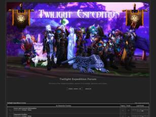 Twilight Expedition Forum