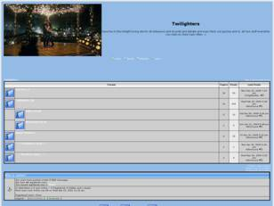 Forum gratis : Free forum : Twilight