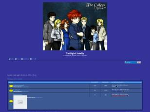 Forum gratis : Twilight family