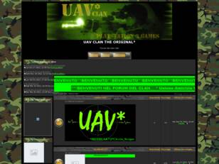 Forum gratis : UAV* CLAN THE ORIGINAL*