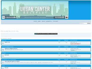 URBAN CENTER RP