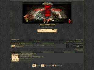 free forum : United Horde Force