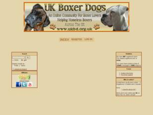 UK Boxer Dogs