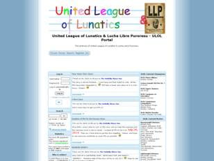 United League of Lunatics: Expect the Unexpected