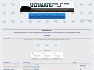 Foro gratis : UltimatePSP