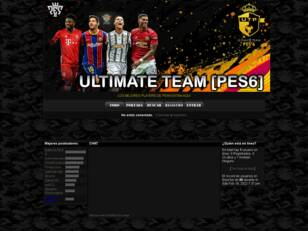 || ULTIMATE TEAM PES6 ||