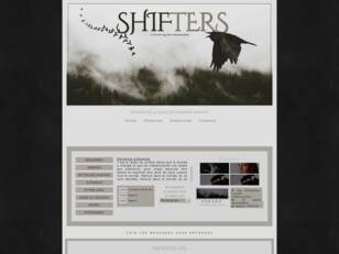 Shifters RPG