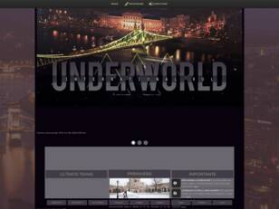 Underworld International Rol