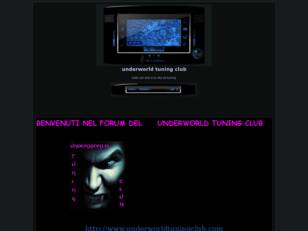 Forum gratis : UNDERWORLD TUNING CLUB