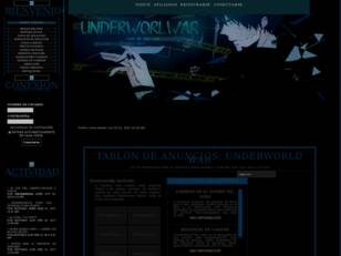 Underworld War