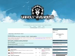 Unholy Avengers - World of Warcraft - Tol Barad