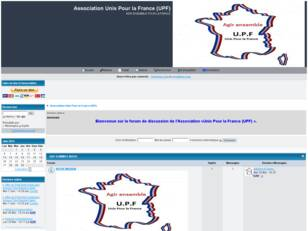 Association Unis Pour la France