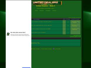 United Dealerz - Beta 3