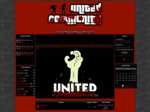 Free forum, United Community, A, gaming, community, xbox, halo, call o