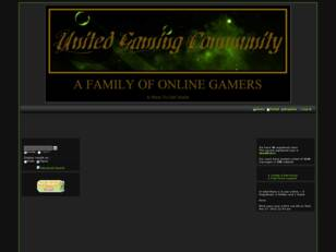 United Gaming Community