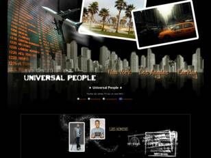 Universal People RPG
