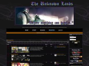 Unknown Lands : The Starfall RP