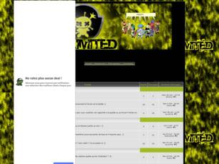 Le site web de la guilde Unlimited