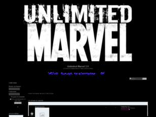 Foro gratis : Unlimited Marvel 2.0