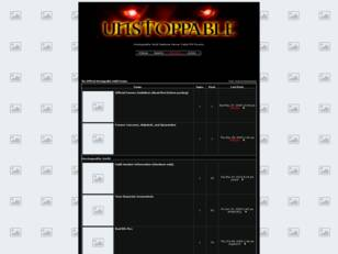 Unstoppable Guild Forums