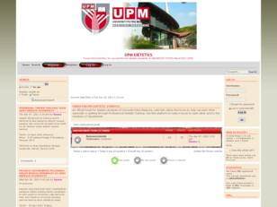 UPM Dietetics Forum