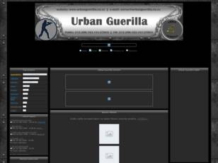 Urban Guerilla Forum