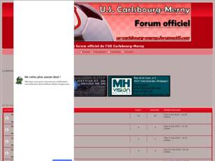 Le forum officiel de l'US Carlsbourg-Merny