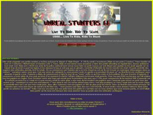 Unreal Stunters 66... Live To Ride, Ride To Stunt