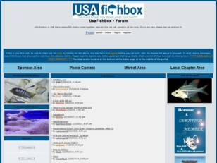 USA fish box , aquatics information, fish keeping, cichlid keeping,