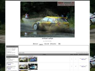 Forum gratis : creer un forum : virtuel-rallye