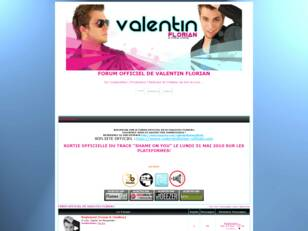 VALENTIN FLORIAN - SON FORUM OFFICIEL