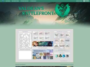 Valoran's BattleFront - League of Legends RPG