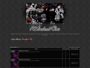 creer un forum : Vampire-knight-love