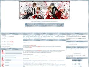 Le monde de vampire knight guilty RPG