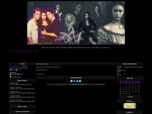 The Vampire Diaries RPG Br
