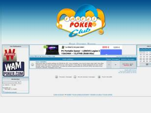 Le forum officiel du Vanves Poker Club