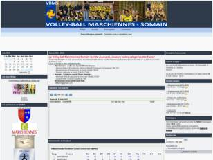 Volley Ball Marchiennes Somain
