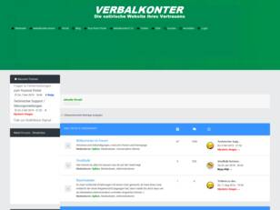 Verbalkonter Forum