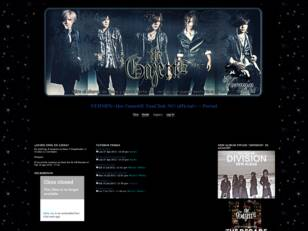 VERMIN~FC-No Official-the GazettE-México~