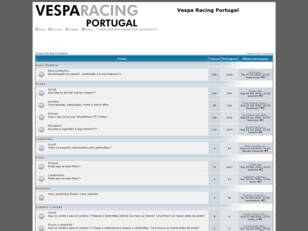 Forum gratis : Vespa Racing Portugal