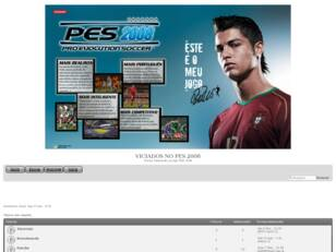 Forum gratis : VICIADOS NO PES 2008