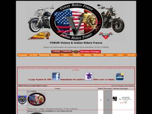 Forum motos Victory & Indian Riders France (national)