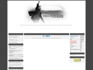 Vida Manager - Football Manager, Pro Evolution Soccer, Fifa e mais...
