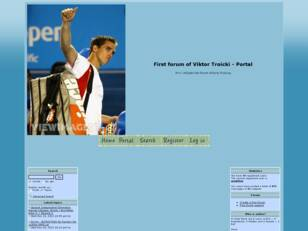 Free forum : First forum of Viktor Troicki