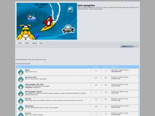 Free forum : Cpvi penguins
