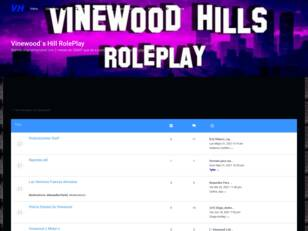 Vinewood´s Hill RolePlay