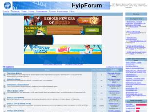 VIP-HyipForum / хайп форум / форум хайпов