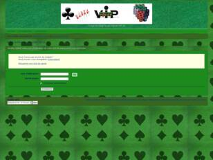 Forum de Poker Texas Hold'em VIP 18