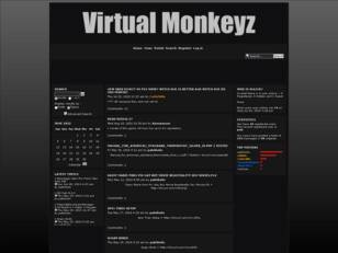 Virtual Monkeyz - Forum