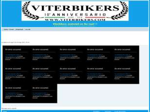Viterbikers: svalvolati on the roads ! !